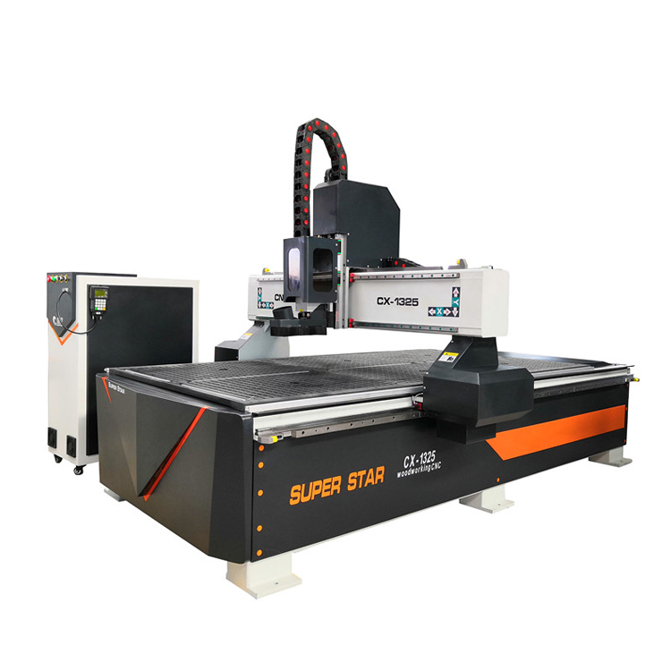Superstar CX-1325 Single head wood carving router machine