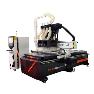 Multi-spindle CNC Router Superstar CNC