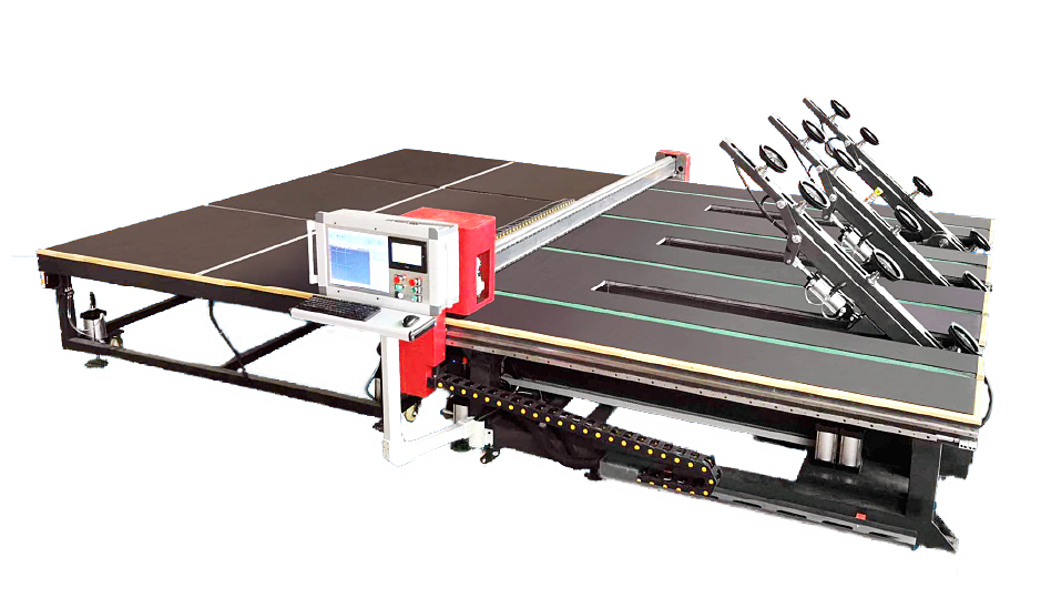 Superstar CNC CX-mobile Tempered Glass Cutting Machine