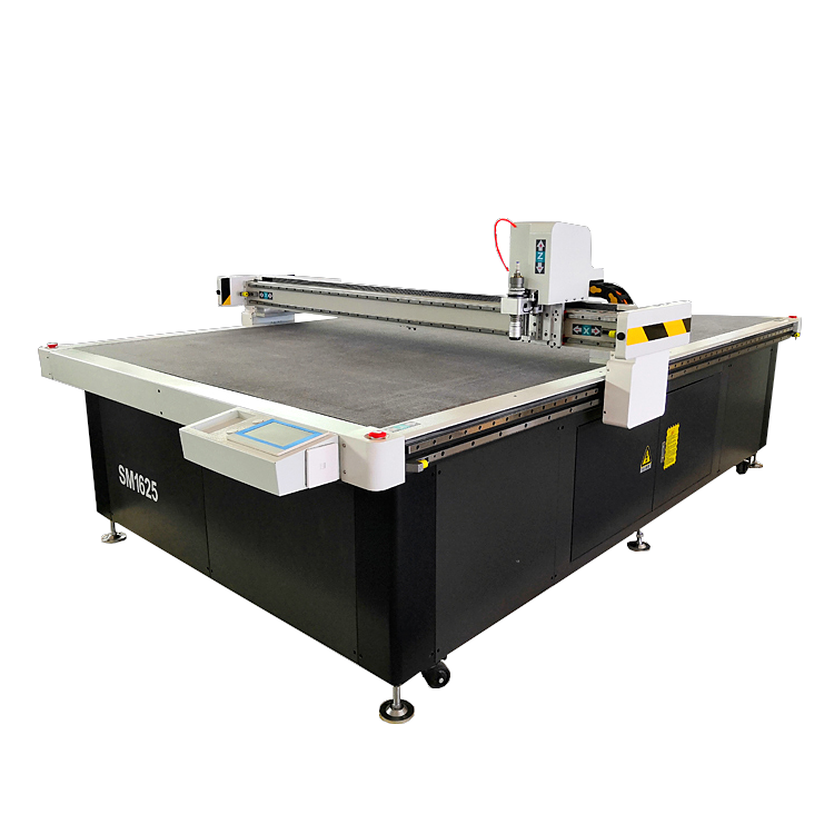 CNC Automatic Vibrating Knife Cutter machine Superstar CNC
